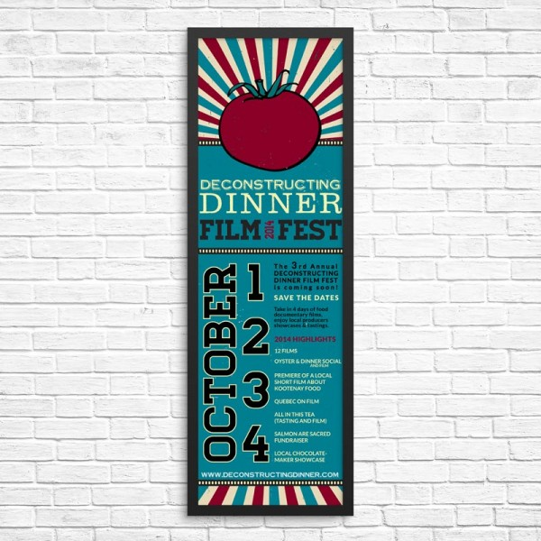 Deconstructing Dinner Film Festival
